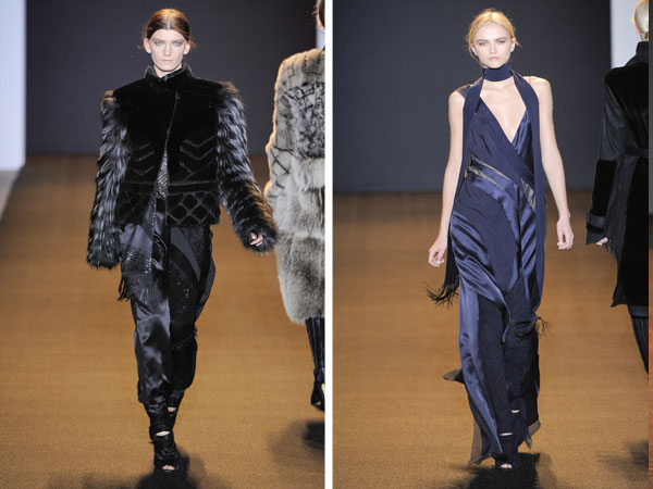 J. Mendel Fall 2011 | New York Fashion Week