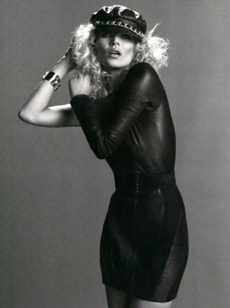 Kate Moss by Inez &#038; Vinoodh for <em>Vogue Paris</em>