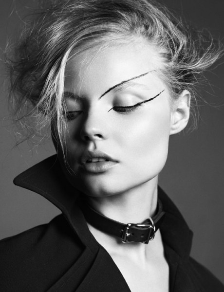 Magdalena Frackowiak by Greg Kadel for <em>Numéro</em> #115