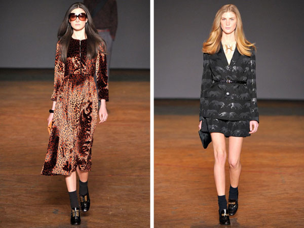 Marc by Marc Jacobs Fall 2011 | New York Fashion Week