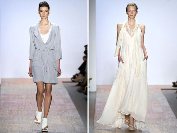 Max Azria Spring 2011 | New York Fashion Week