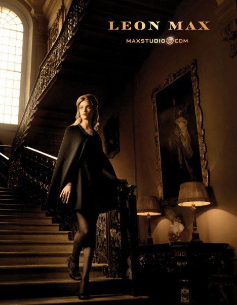 Leon Max Fall 2010 Campaign | Rosie Huntington-Whiteley by Phillip Dixon