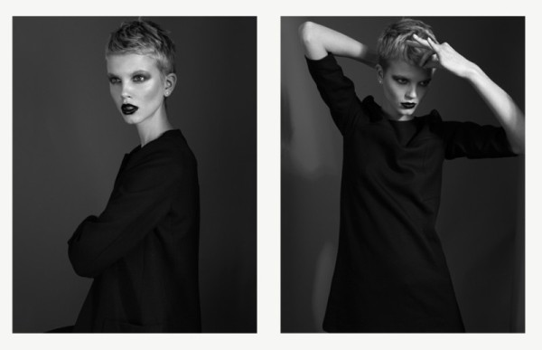 Fresh Face | Merethe Hopland by Jacob Sadrak