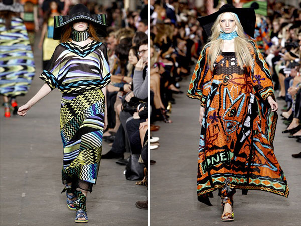 Missoni Spring 2011 | Milan Fashion Week