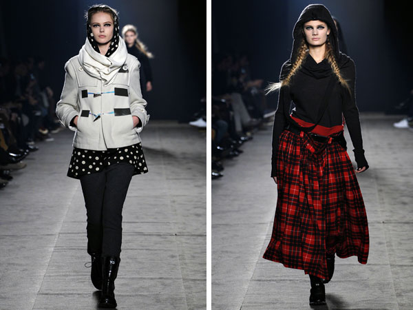 Y-3 Fall 2011 | New York Fashion Week