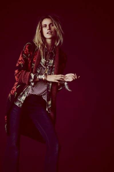 Free People Taps Cato Van Ee for its Harvest Moon Lookbook