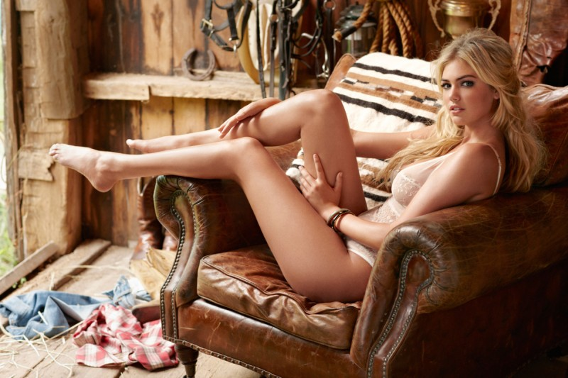 Kate Upton Sizzles in Cosmopolitan's November Cover Shoot