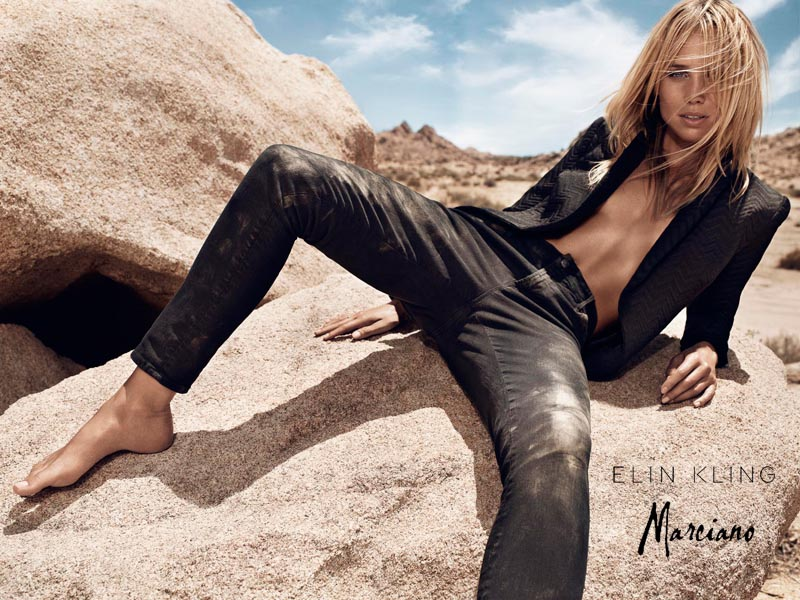 kling3 Hunter & Gatti Shoot the Elin Kling for Marciano Campaign