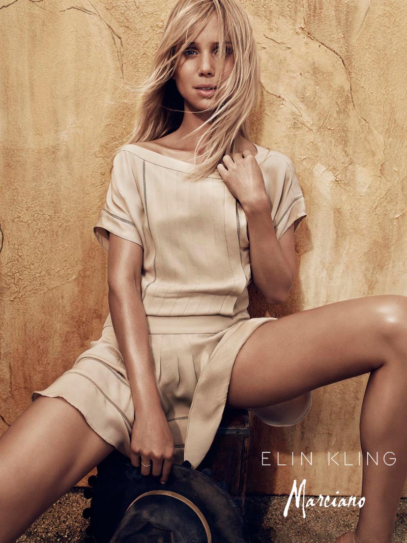 kling6 Hunter & Gatti Shoot the Elin Kling for Marciano Campaign