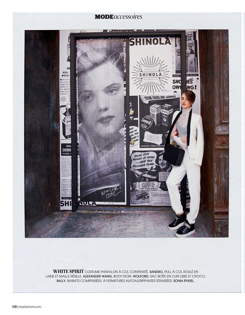 AlexandreNY3 Alexandre Weinberger Captures a New York Story for Madame Figaro November 2012