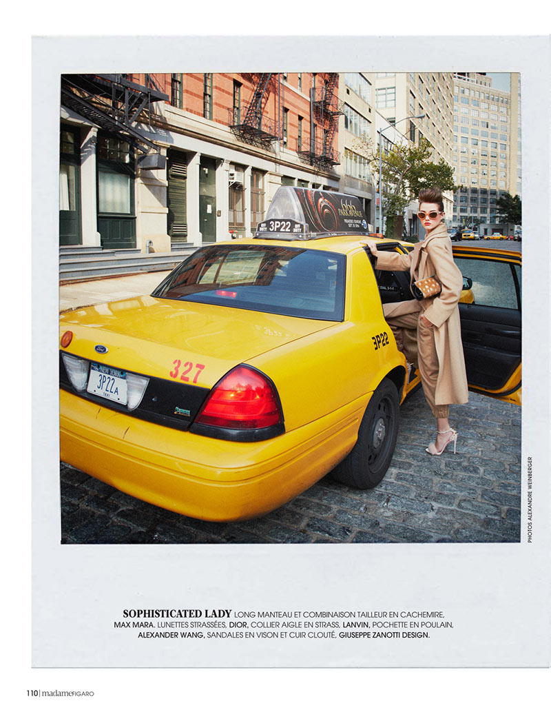 AlexandreNY5 Alexandre Weinberger Captures a New York Story for Madame Figaro November 2012