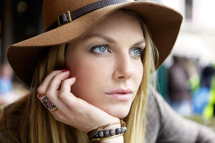 AngelaDays13 Angela Lindvall Dons 7 Looks in 7 Days for Vogue.es Feature by Ruben Vega