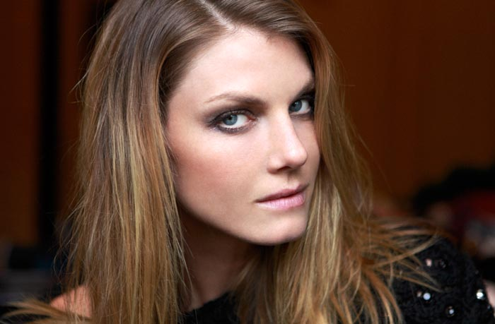 AngelaDays7 Angela Lindvall Dons 7 Looks in 7 Days for Vogue.es Feature by Ruben Vega