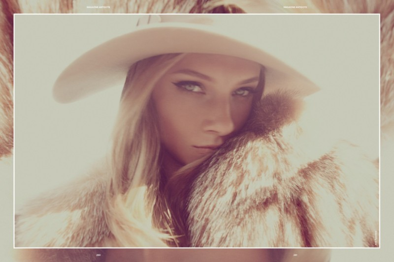 antidote6 Anna Selezneva, Constance Jablonski, Catherine McNeil and Others Star in Antidote #4 by Txema Yeste