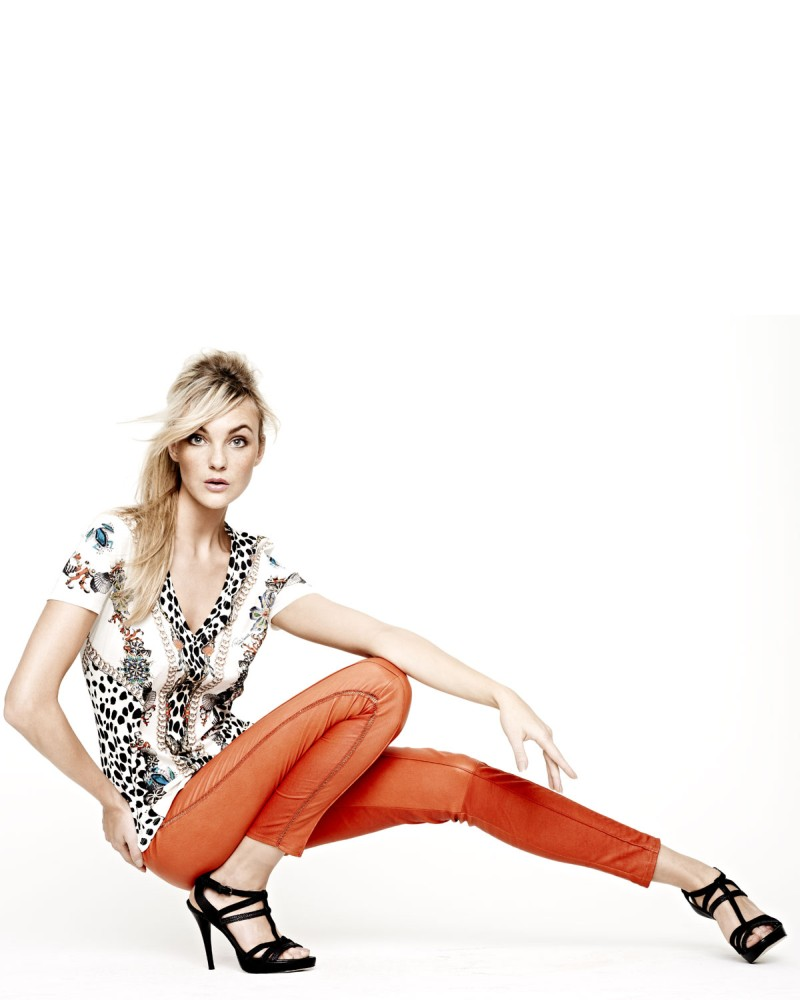 caroline nm11 Caroline Trentini Models Neiman Marcus Resort 2013 Collection