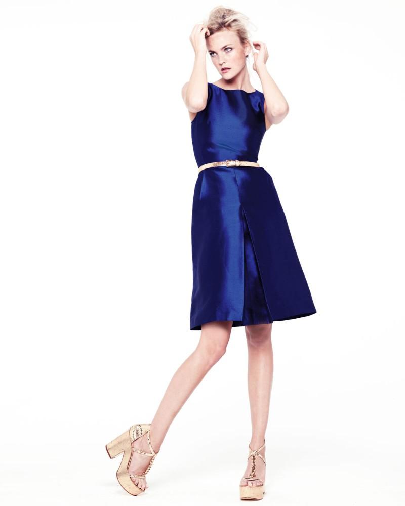 Caroline Trentini Models Neiman Marcus' Resort 2013 Collection