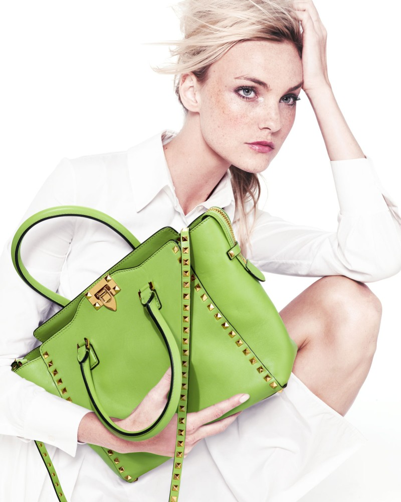caroline nm3 Caroline Trentini Models Neiman Marcus Resort 2013 Collection
