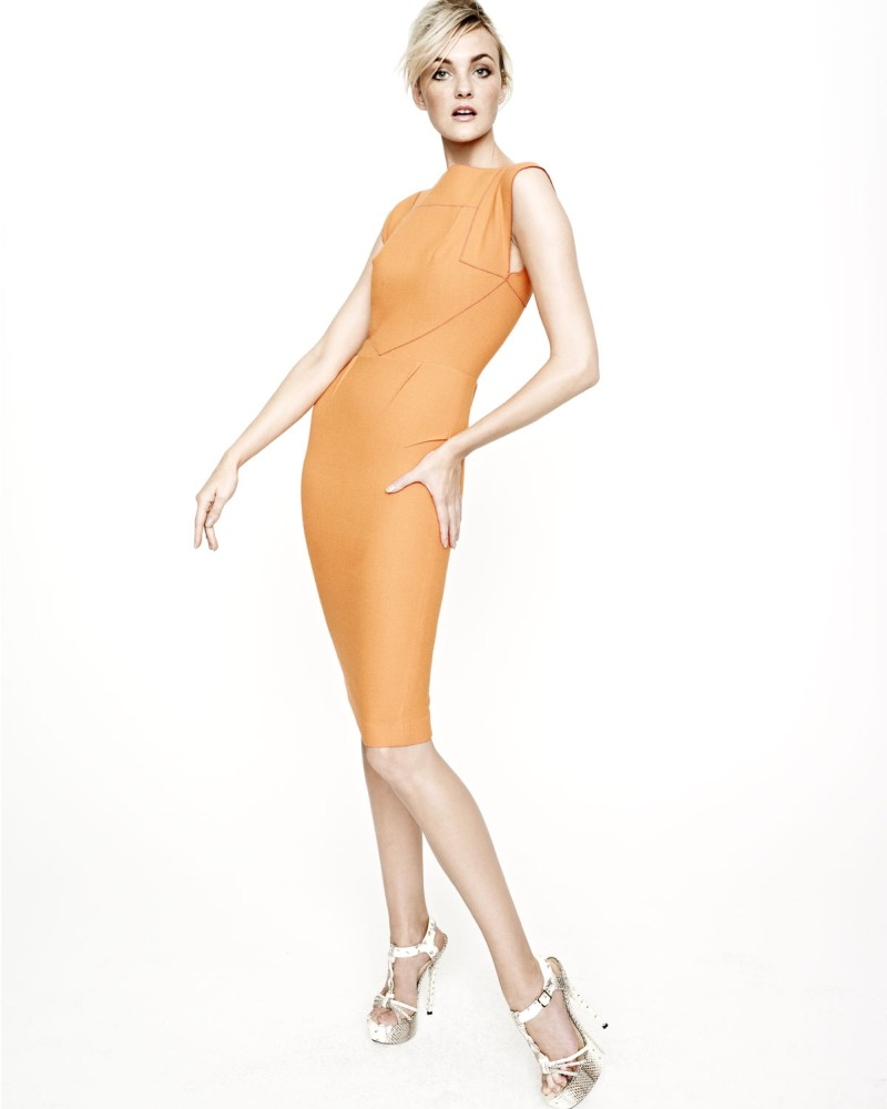 caroline nm6 Caroline Trentini Models Neiman Marcus Resort 2013 Collection