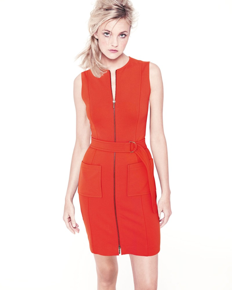 caroline nm9 Caroline Trentini Models Neiman Marcus Resort 2013 Collection