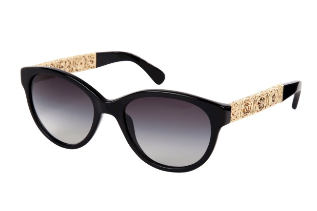 chanel4 Chanels Bijou Eyewear Collection