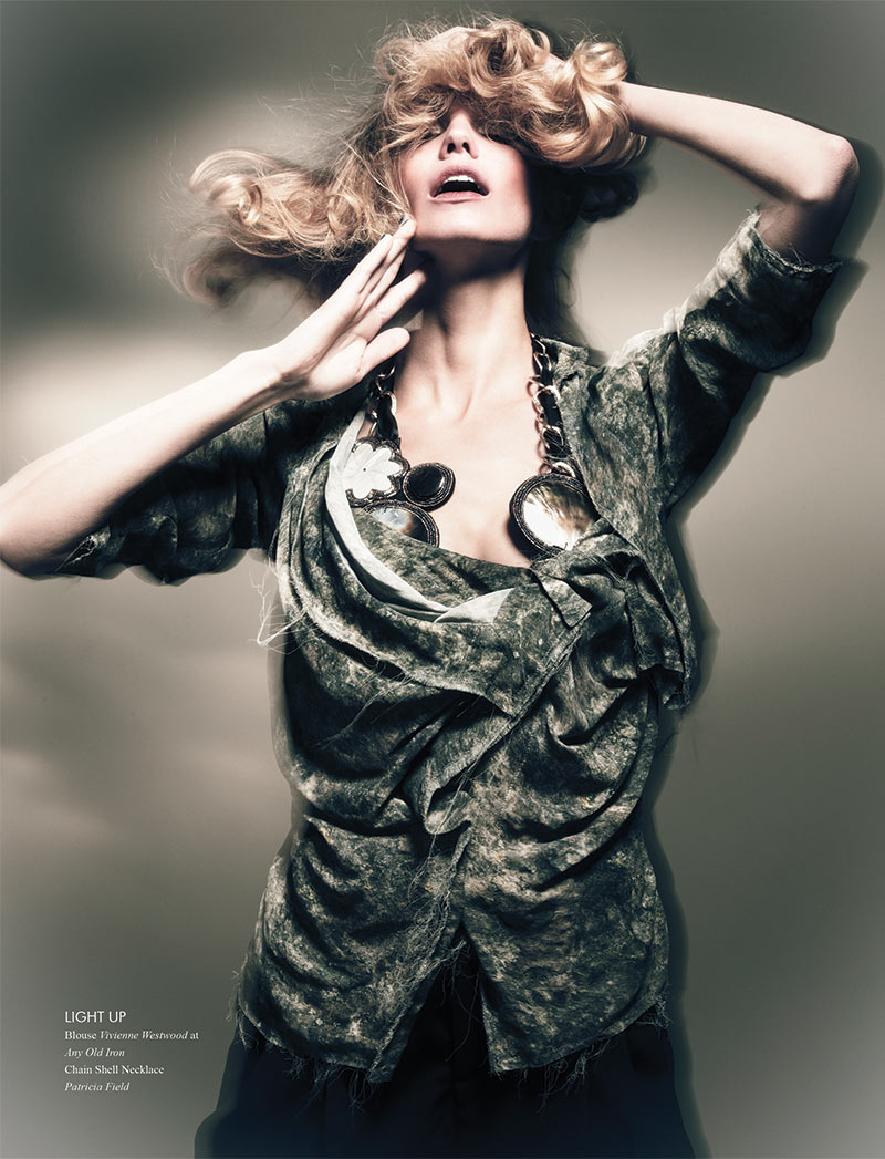 de luna6 Ragnhild Jevne by Paul de Luna for Fashion Gone Rogue Print