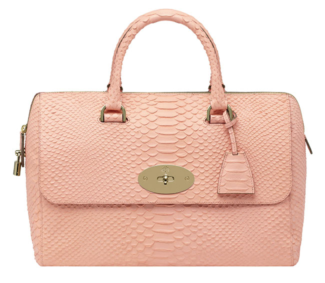 Mulberry Introduces the Small Del Rey