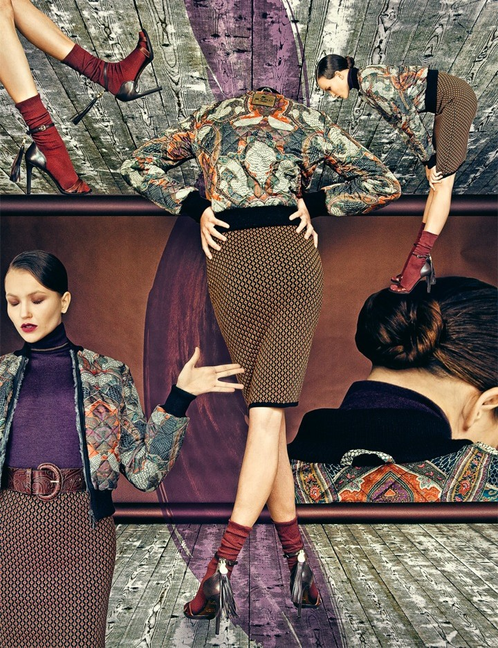 etro2 Nikolay Biryukov Lenses Etros Dynamic Fall for Interview Russia November 2012