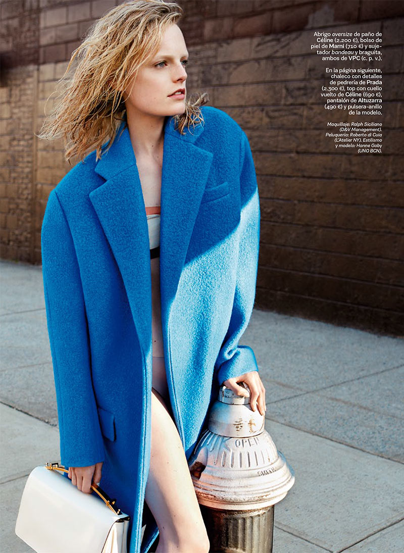 hanne gaby odiele5 Hanne Gaby Odiele Styles and Stars in S Modas October 2012 Cover Story