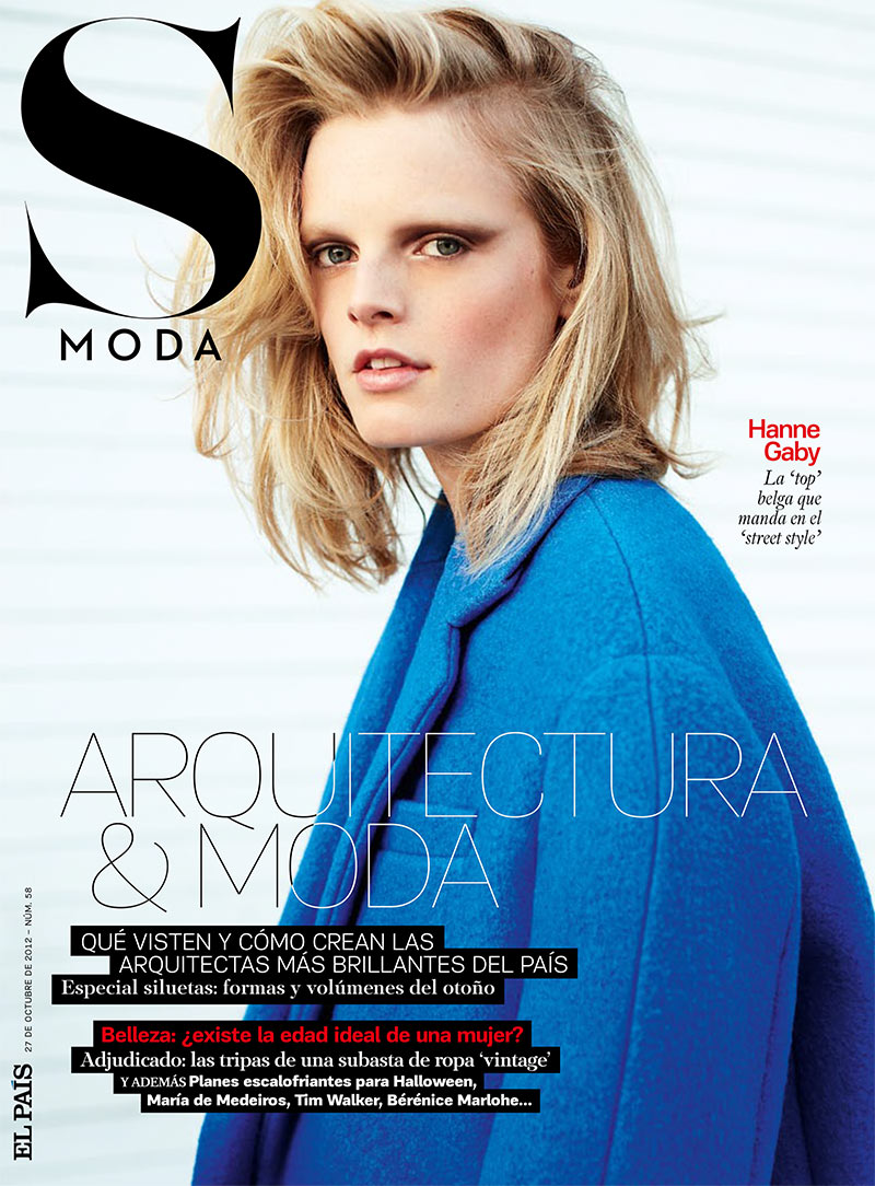 hanne gaby odiele7 Hanne Gaby Odiele Styles and Stars in S Modas October 2012 Cover Story
