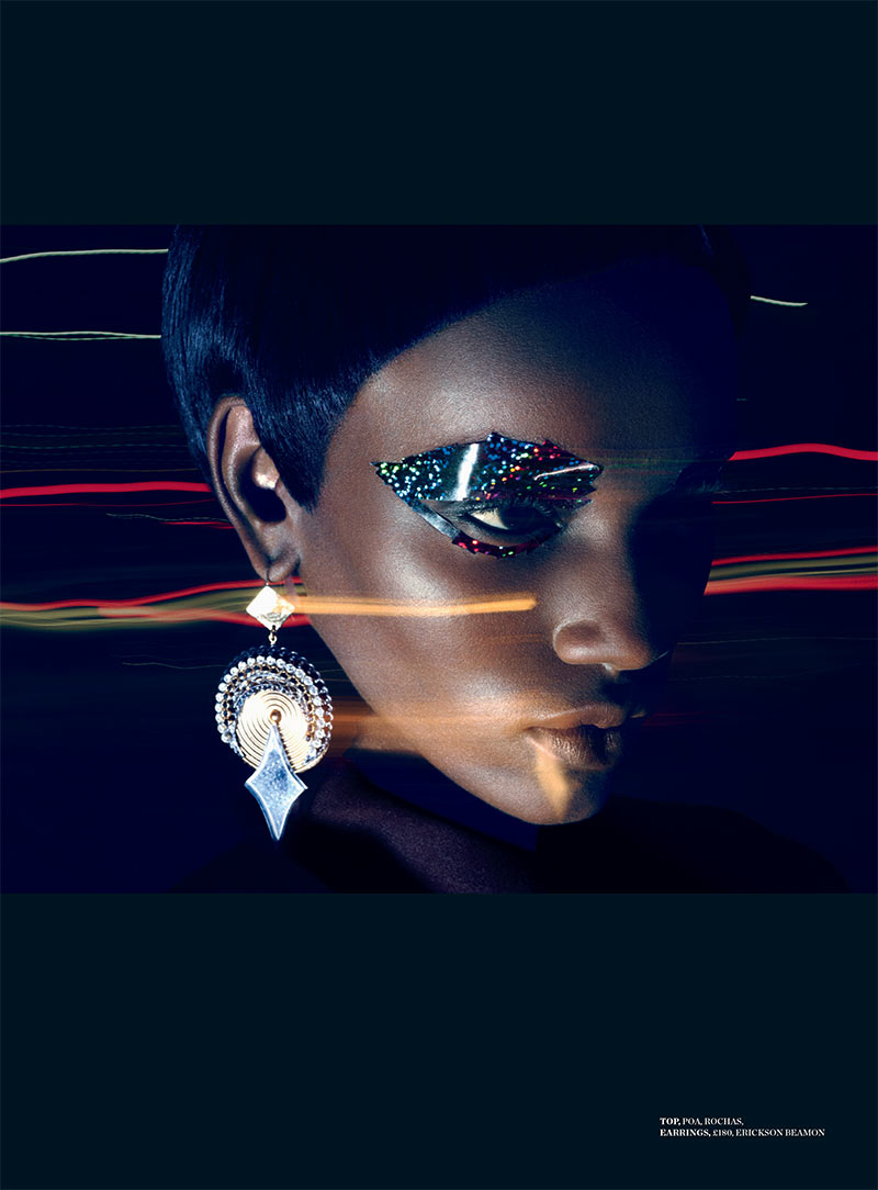 Herieth Paul is a Nighttime Beauty for Arise #18