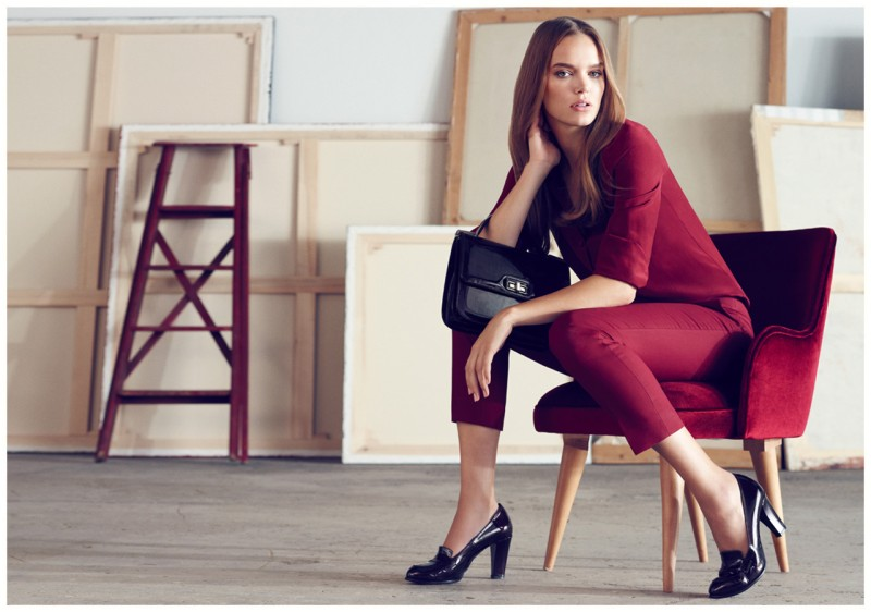 hotic2 Zosia Nowak Stars in Hotiçs Fall 2012 Campaign by Emre Guven