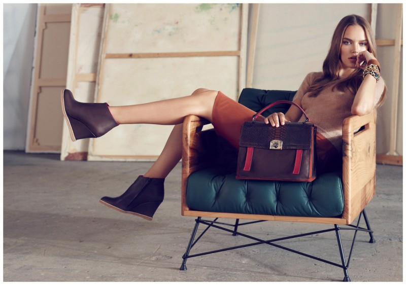 hotic3 Zosia Nowak Stars in Hotiçs Fall 2012 Campaign by Emre Guven