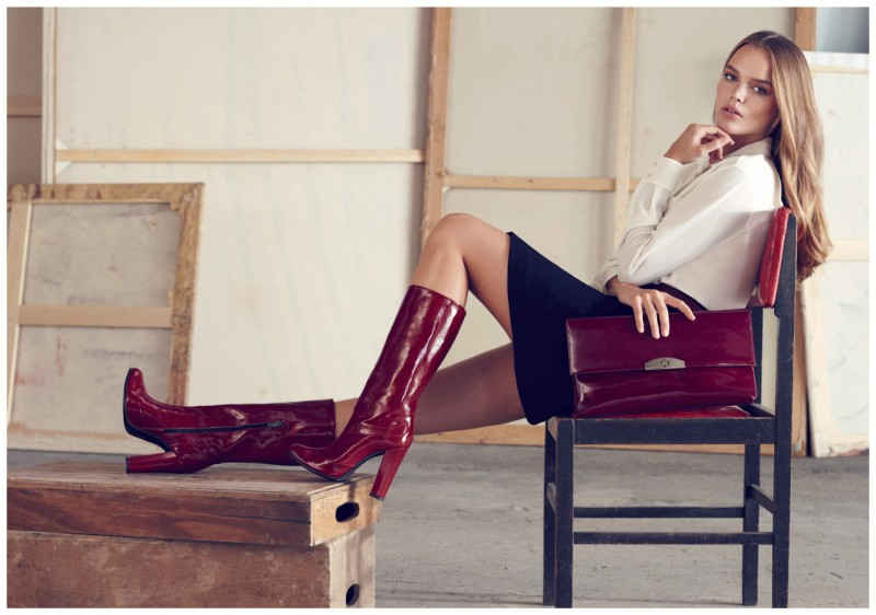 hotic5 Zosia Nowak Stars in Hotiçs Fall 2012 Campaign by Emre Guven