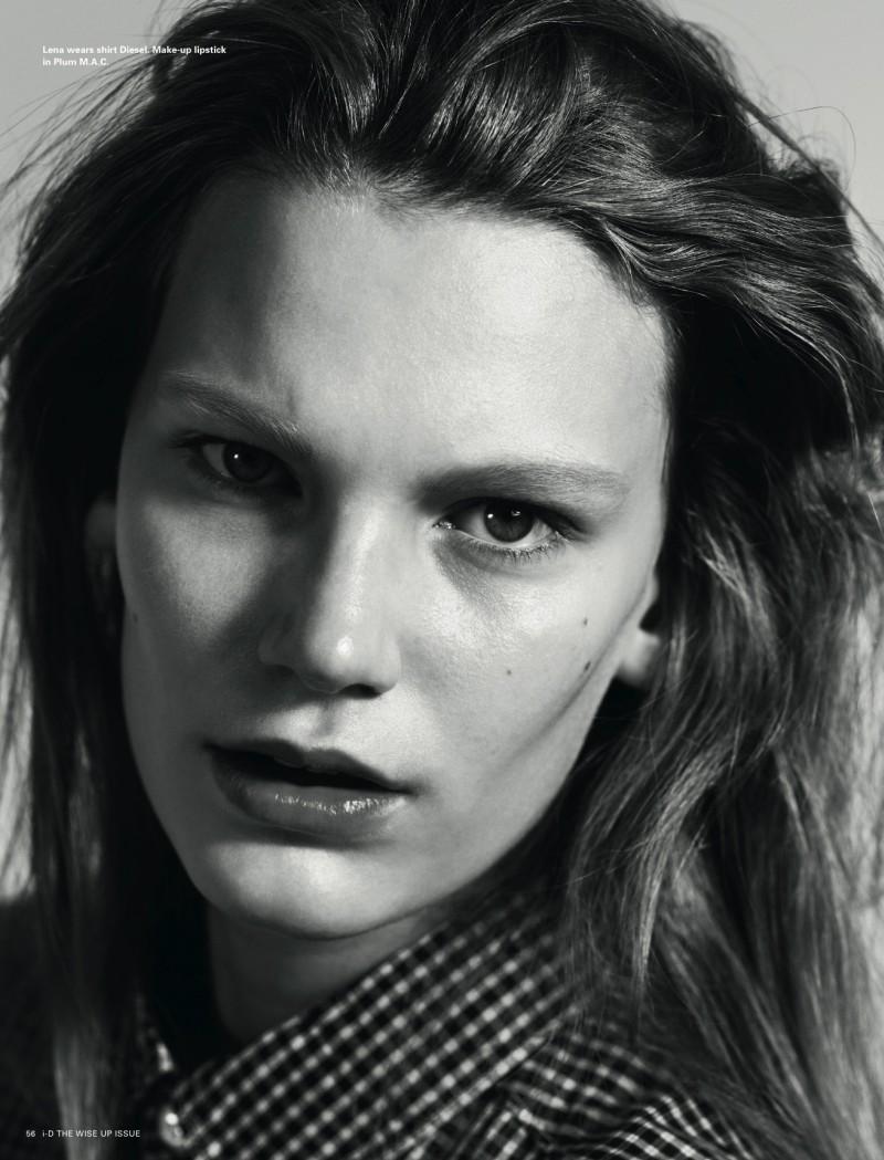 Kolfinna Kristófersdóttir, Kate King, Ophelie Rupp and Others Star in Richard Bush's i-D Shoot