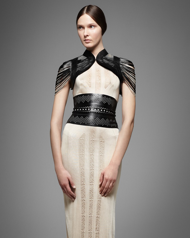 jitrois26 Jitrois Spring 2013 Collection Offers Medieval Inspired Fashion