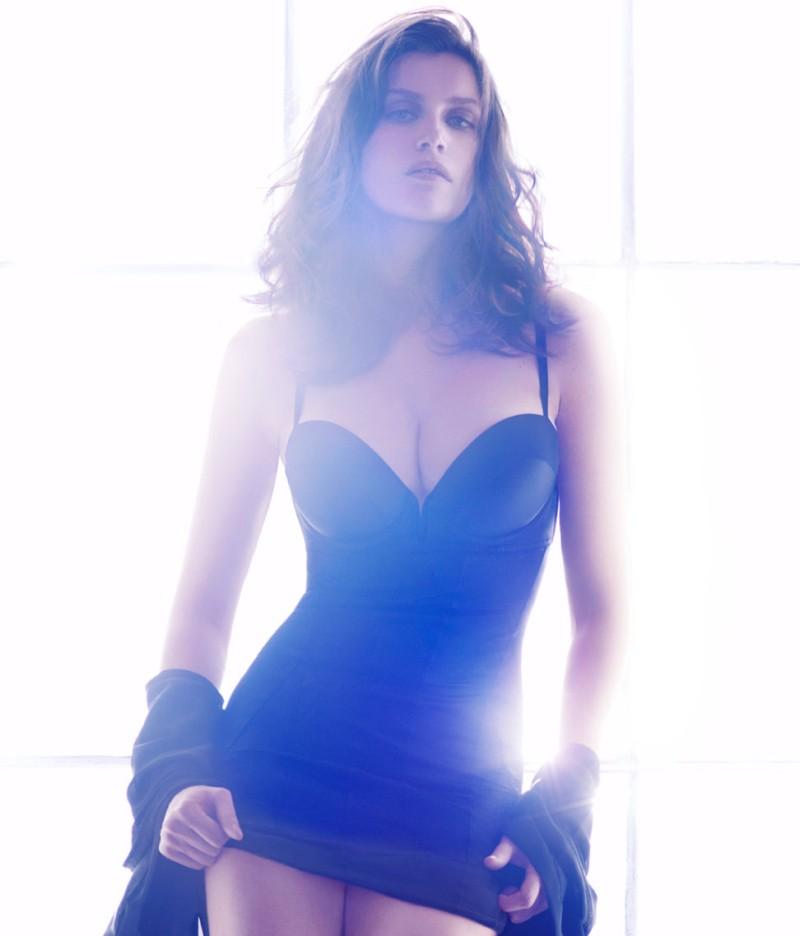 Laetitia Casta Seduces in the H&M F/W 2012 Lingerie Campaign