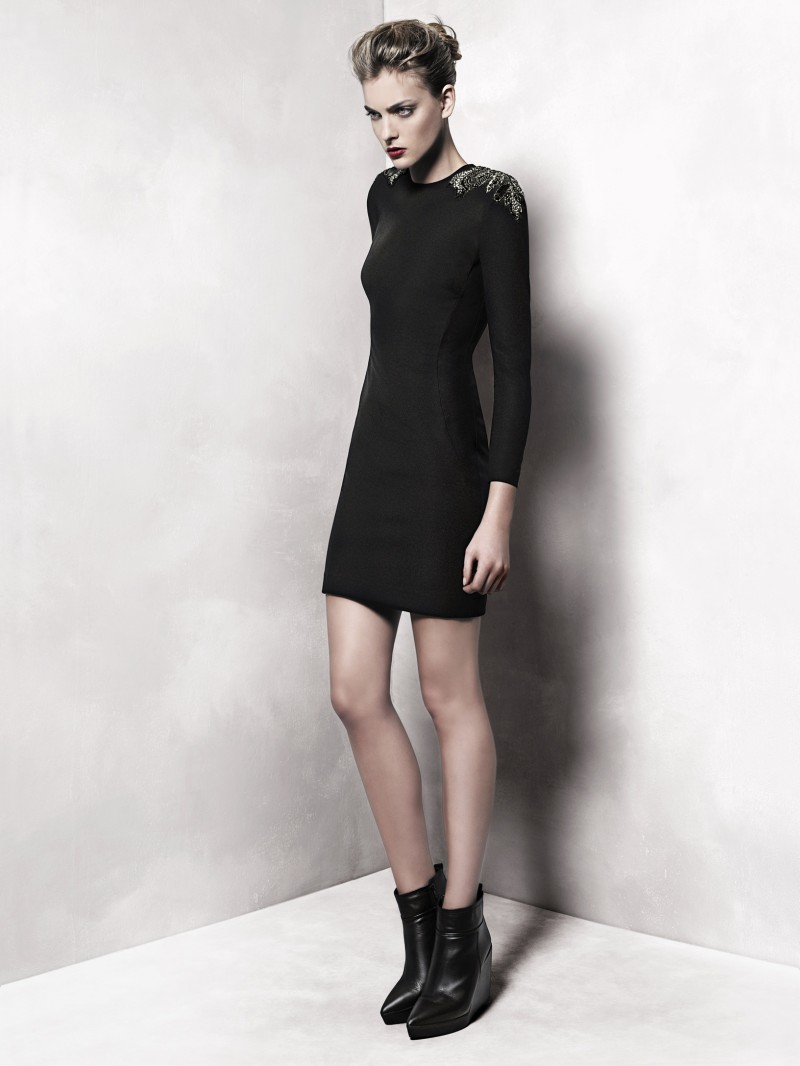 mango2 Mango Taps Ophelie Rupp for its November 2012 Lookbook