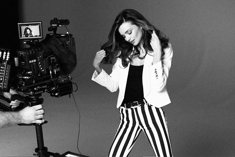 Miranda Kerr Named the New Face of Mango's Spring/Summer 2013 Campaign