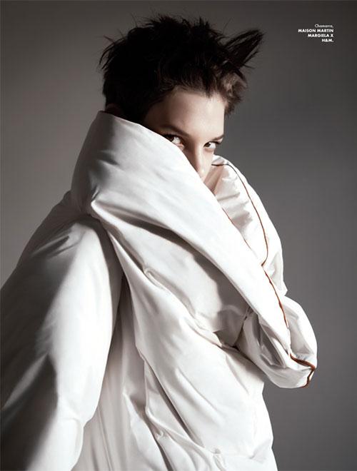 mmm3 Santiago Ruiseñor  Lenses Maison Martin Margiela x H&M for Elle Mexico December 2012