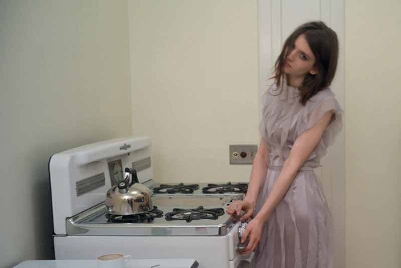 nan goldin20 Nan Goldin Captures the Archives of Rodarte for Grey Magazine F/W 2012