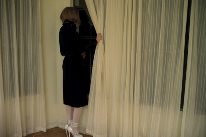 nan goldin22 Nan Goldin Captures the Archives of Rodarte for Grey Magazine F/W 2012