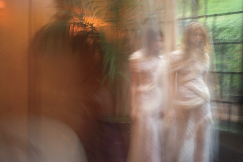 nan goldin5 Nan Goldin Captures the Archives of Rodarte for Grey Magazine F/W 2012