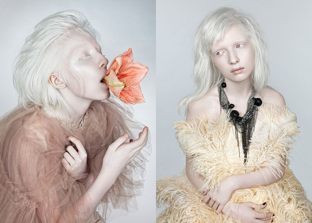 nastya2 Nastya Zhidkova by Danil Golovkin in Wild Flower for Fashion Gone Rogue