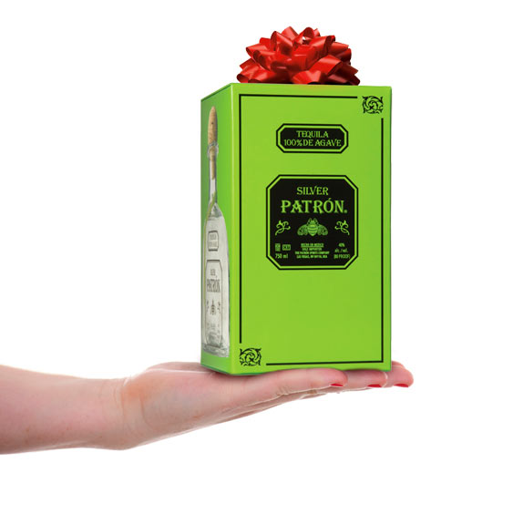 Enter to Win a Patrón Holiday Cocktail Party