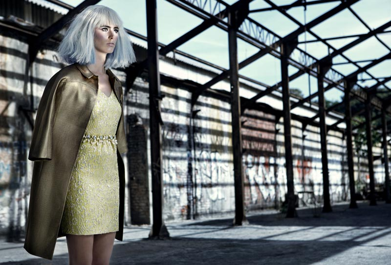 rose1 Koray Parlak Shoots Glamour with Edge for Elele Magazine November 2012