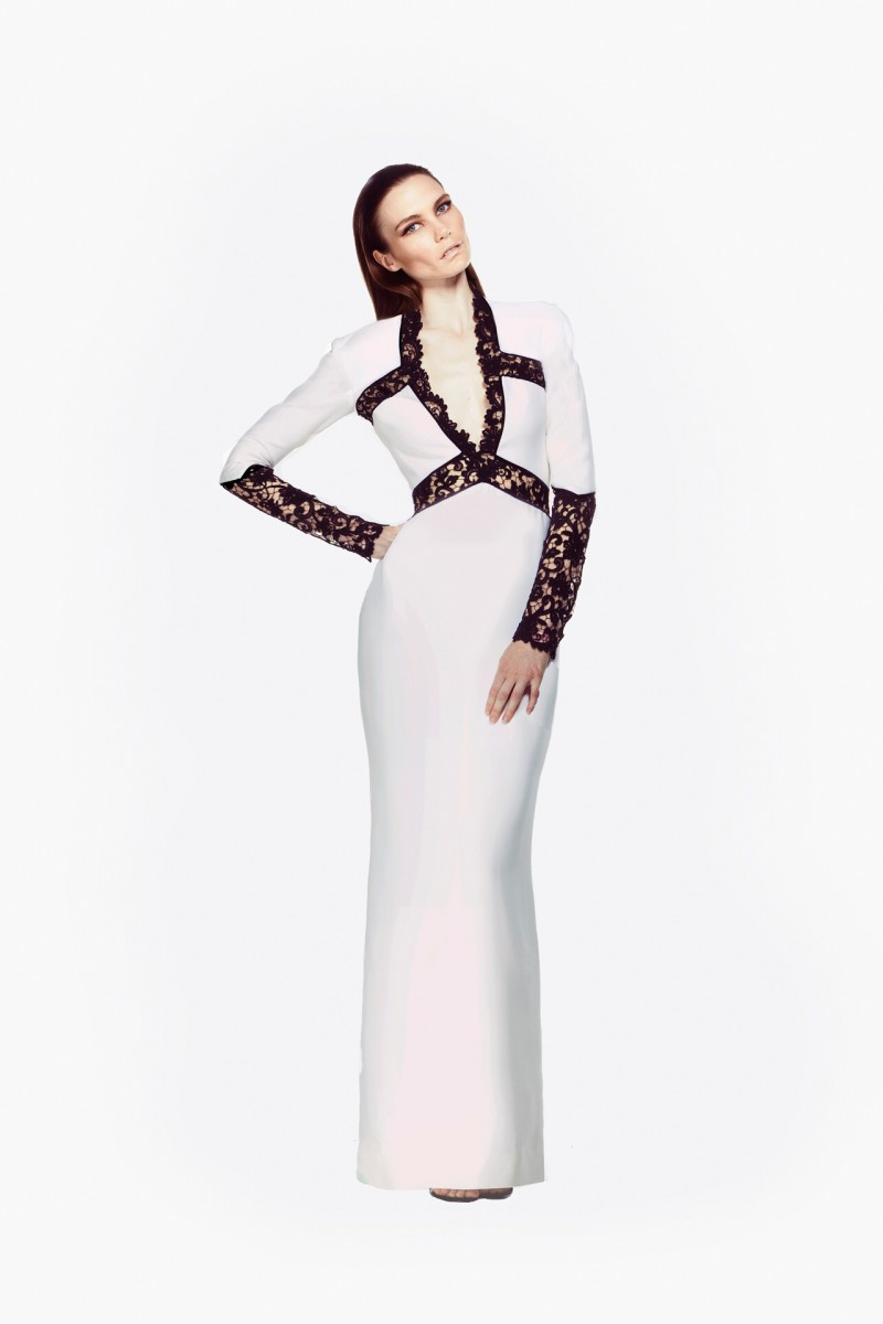 sarah18 Sarah Baadarani Spring/Summer 2013 Collection