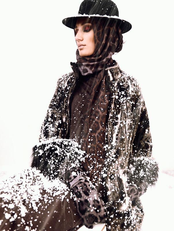 snow11 Igor Oussenko Captures Snow Covered Looks for Stolnick Magazine