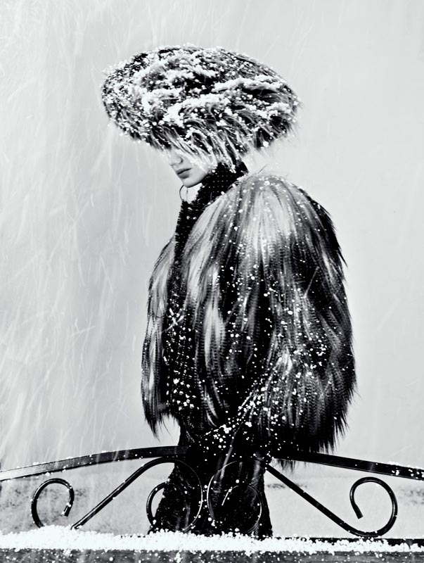 snow2 Igor Oussenko Captures Snow Covered Looks for Stolnick Magazine