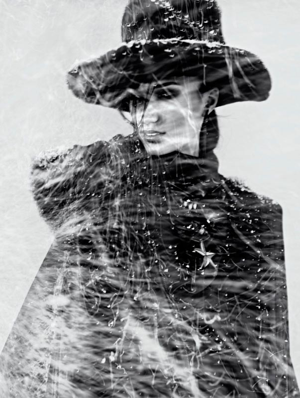 snow5 Igor Oussenko Captures Snow Covered Looks for Stolnick Magazine