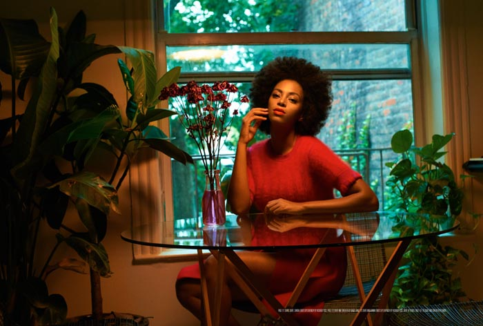 solange7 Elle Muliarchyk Shoots Solange Knowles for Rika Magazine